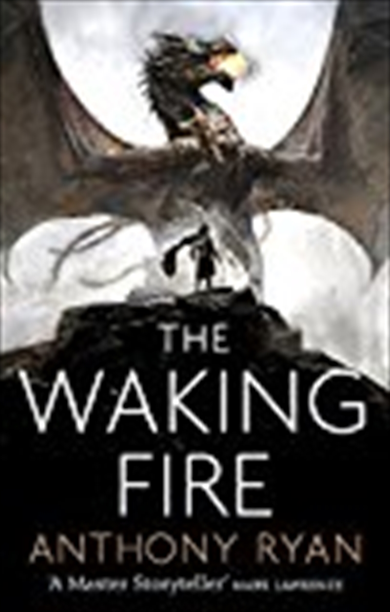 The Waking Fire: Book One Of Draconis Memoria (the Draconis Memoria)   Paperback Book