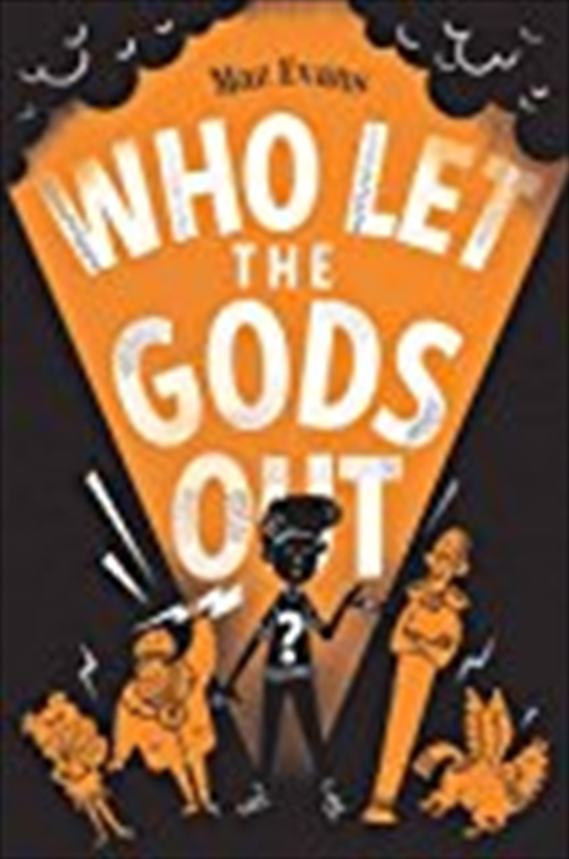 Who Let The Gods Out?   Paperback Book
