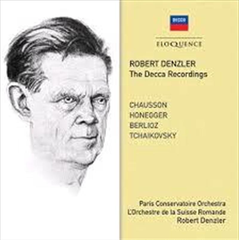 Robert Denzler - The Decca Recordings | CD