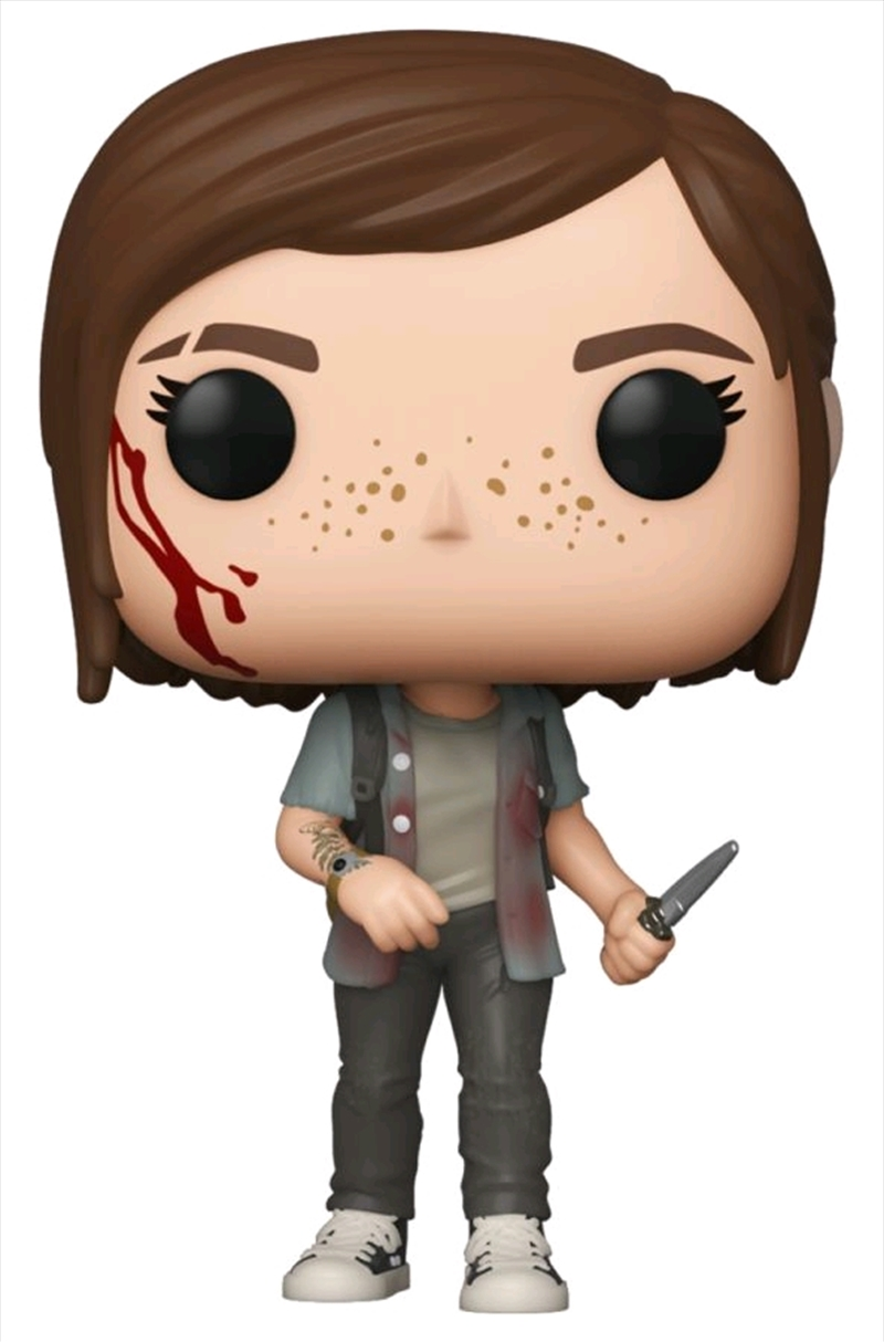 The Last of Us - Ellie Pop! Vinyl | Pop Vinyl