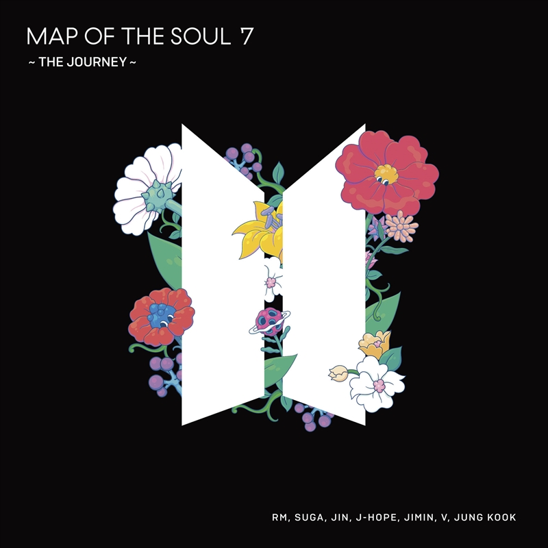 MAP OF THE SOUL - 7 THE JOURNEY (Standard) | CD