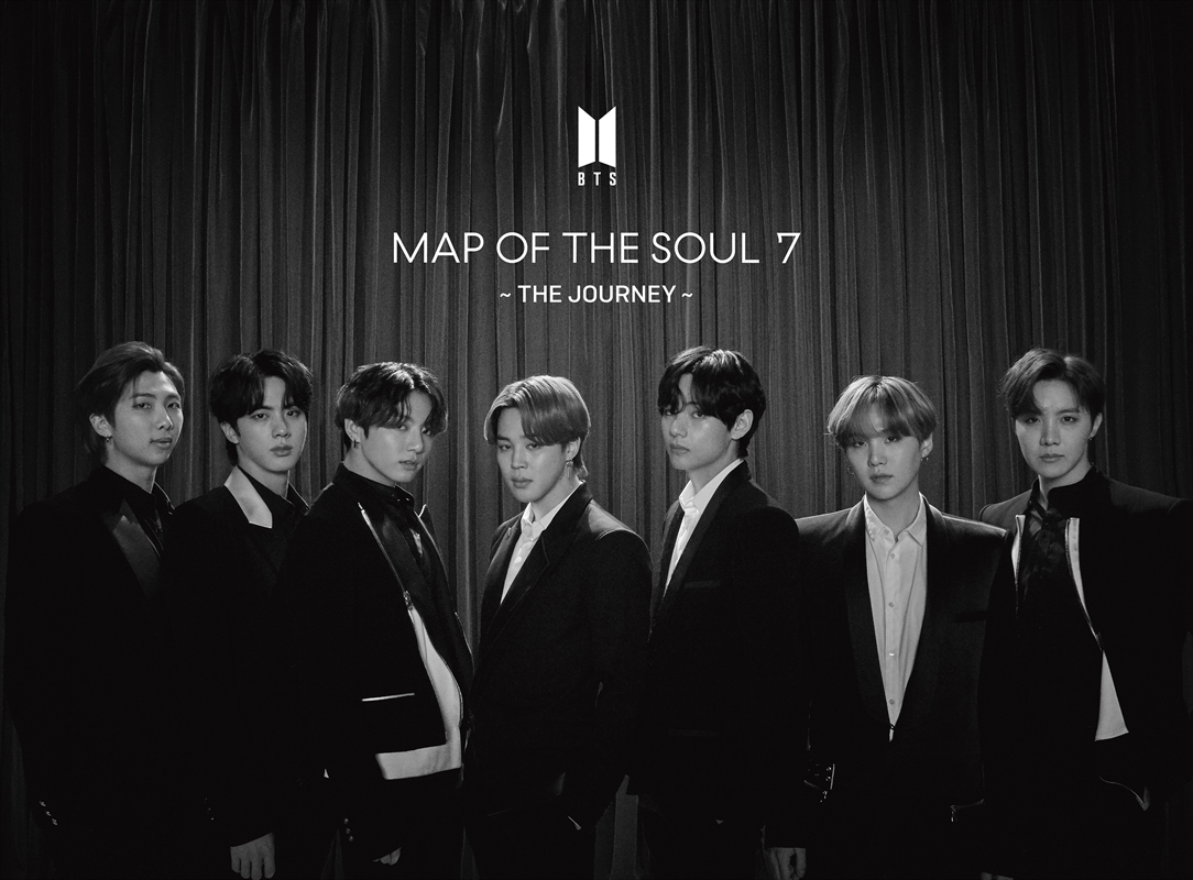 MAP OF THE SOUL - 7 THE JOURNEY (VERSION C) | CD