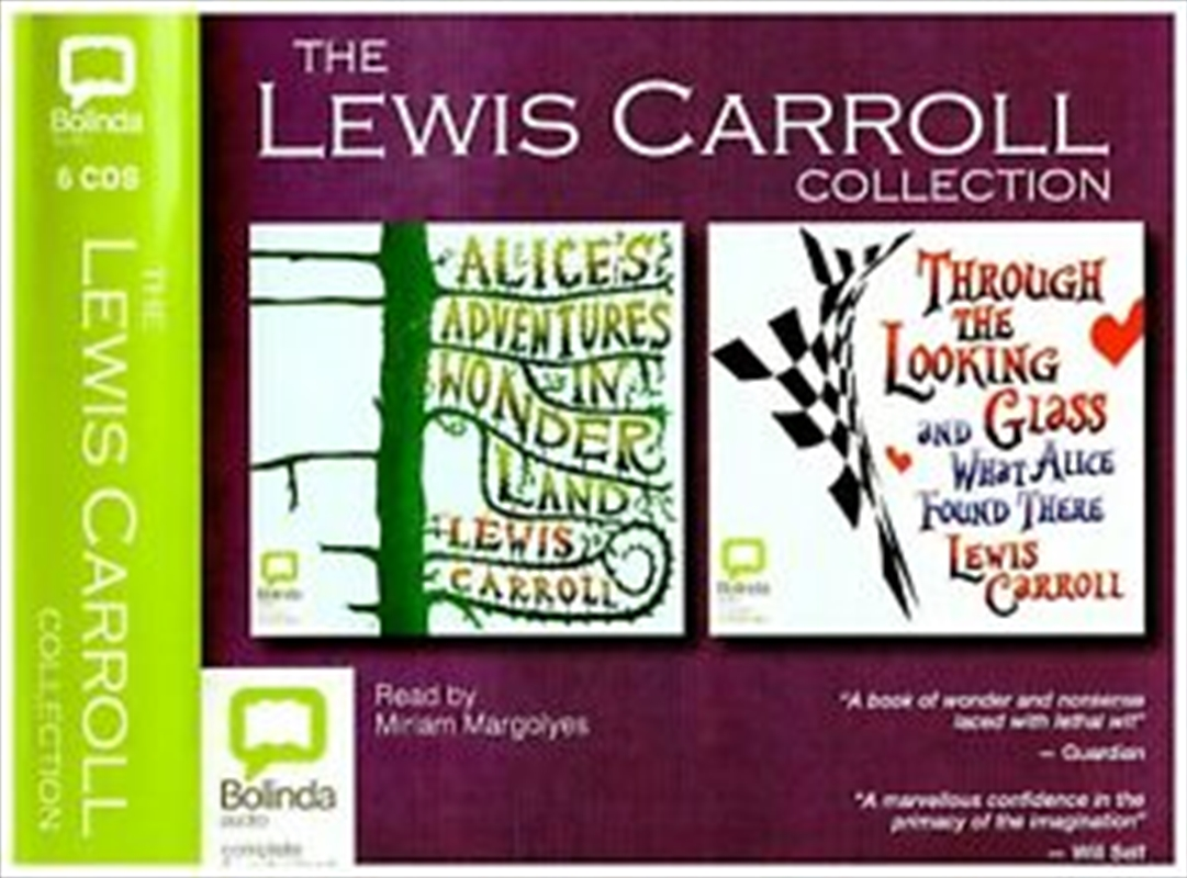 Lewis Carroll Collection | Audio Book