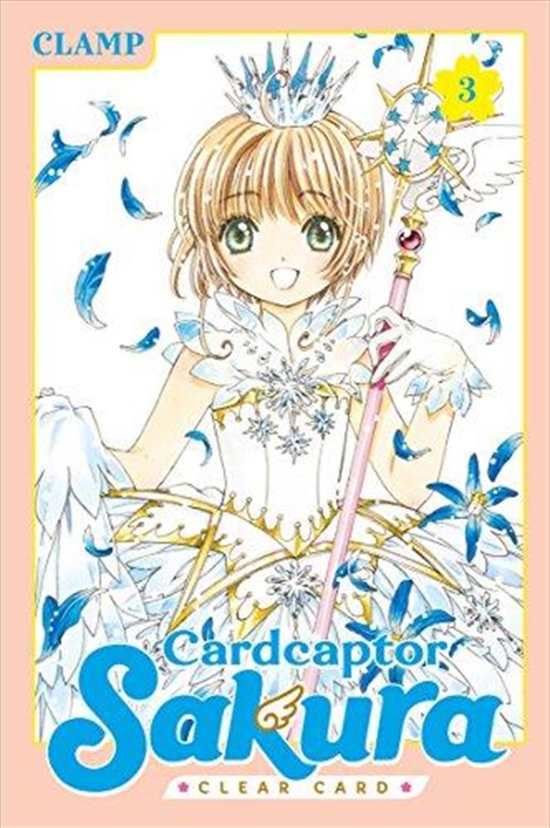Cardcaptor Sakura: Clear Card 3 | Paperback Book