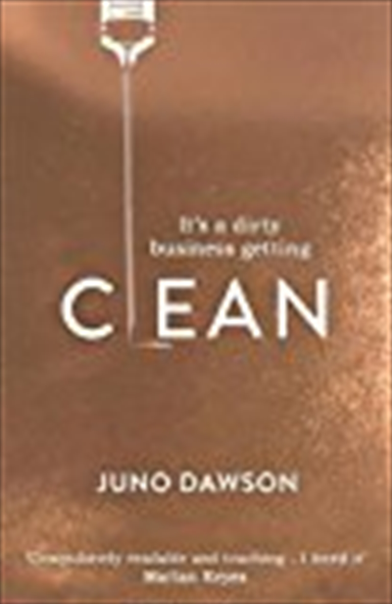 Clean: The Most Addictive Novel You'll Read This Summer | Paperback Book