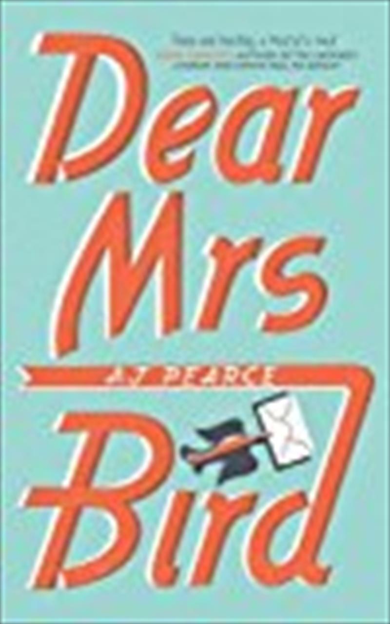 Dear Mrs Bird   Paperback Book