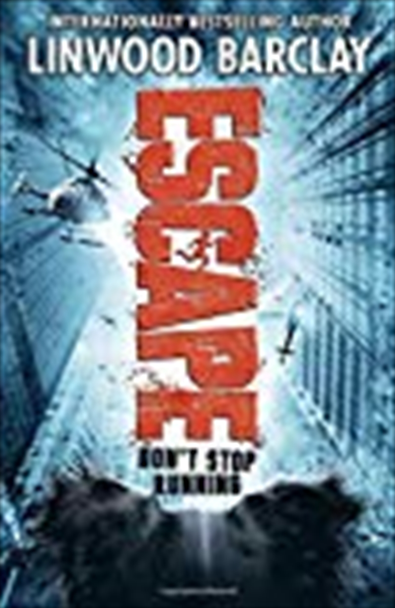 Escape: Book 2 (chase) | Paperback Book