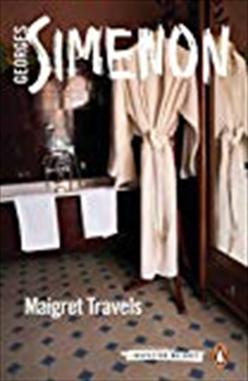 Maigret Travels | Paperback Book