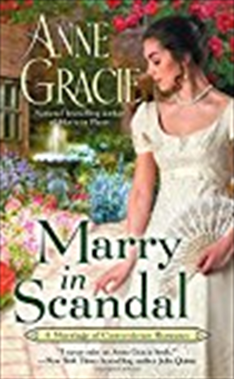Marry In Scandal | Paperback Book