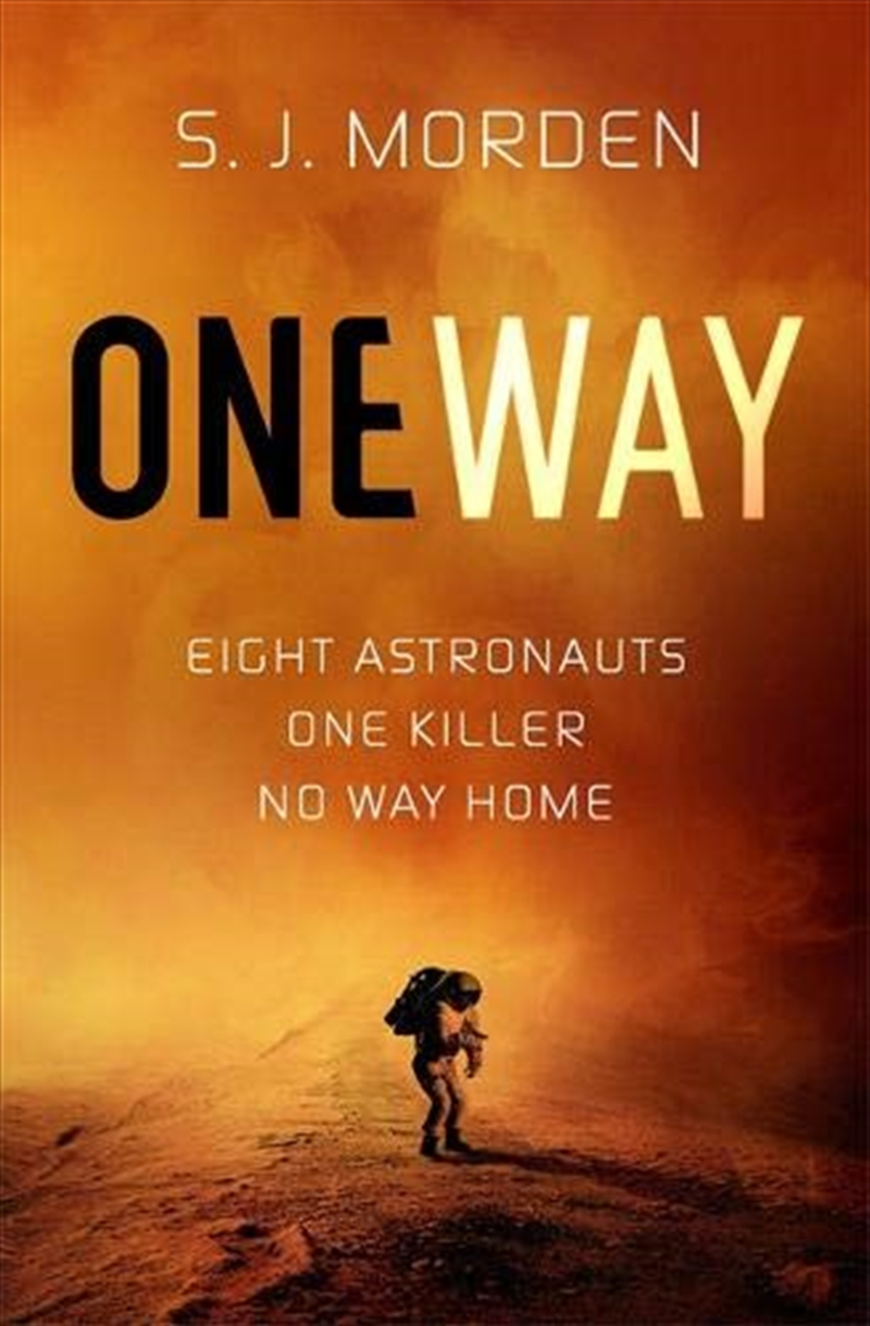 One Way | Paperback Book