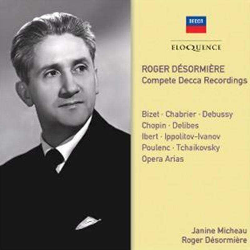 Roger Desormiere - The Decca Recordings | CD