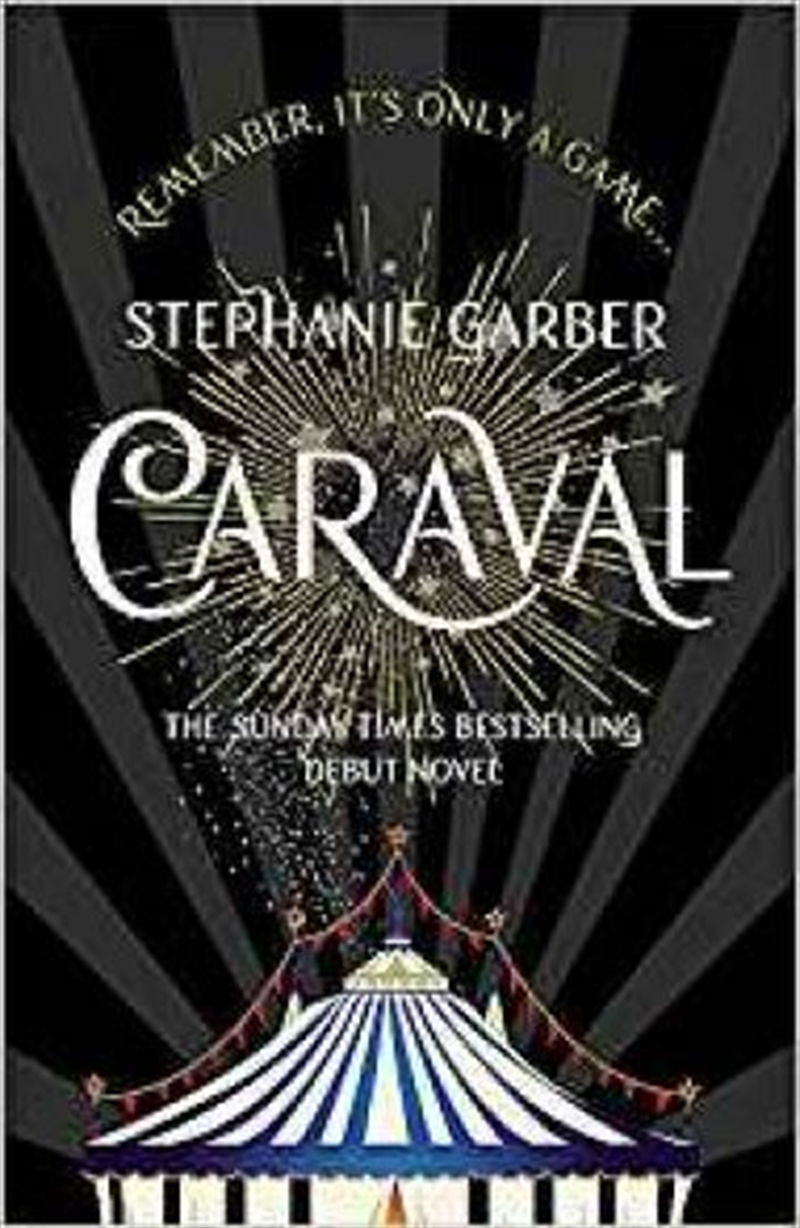 Caraval: The Mesmerising Sunday Times Bestseller | Paperback Book
