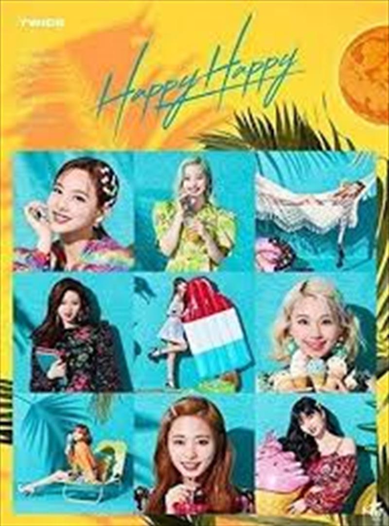 Happy Happy Version B | CD