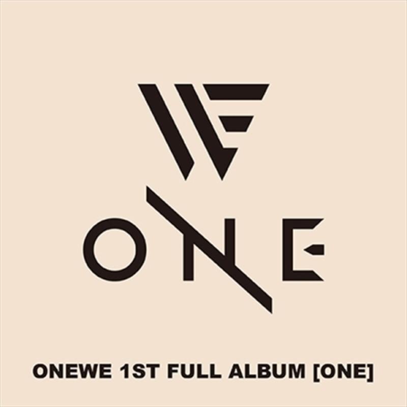 Vol 1 - One | CD