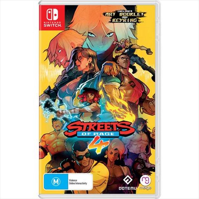 Streets Of Rage 4 | Nintendo Switch