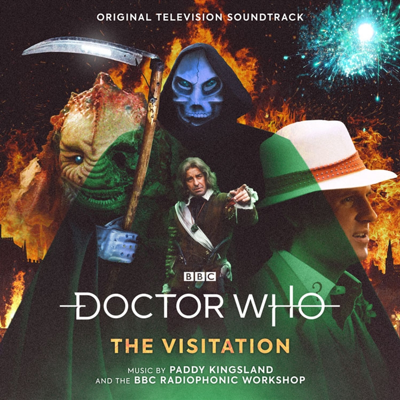 Doctor Who - The Visitation | Vinyl