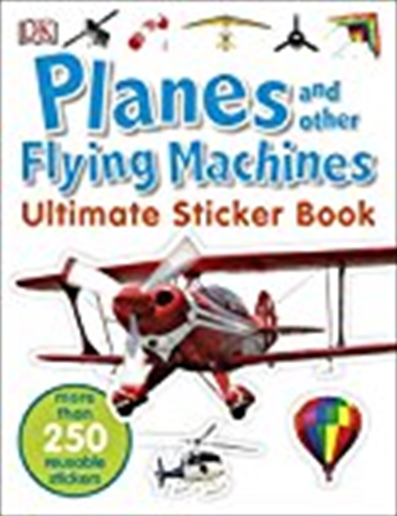 Planes And Other Flying Machines Ultimat | Paperback Book
