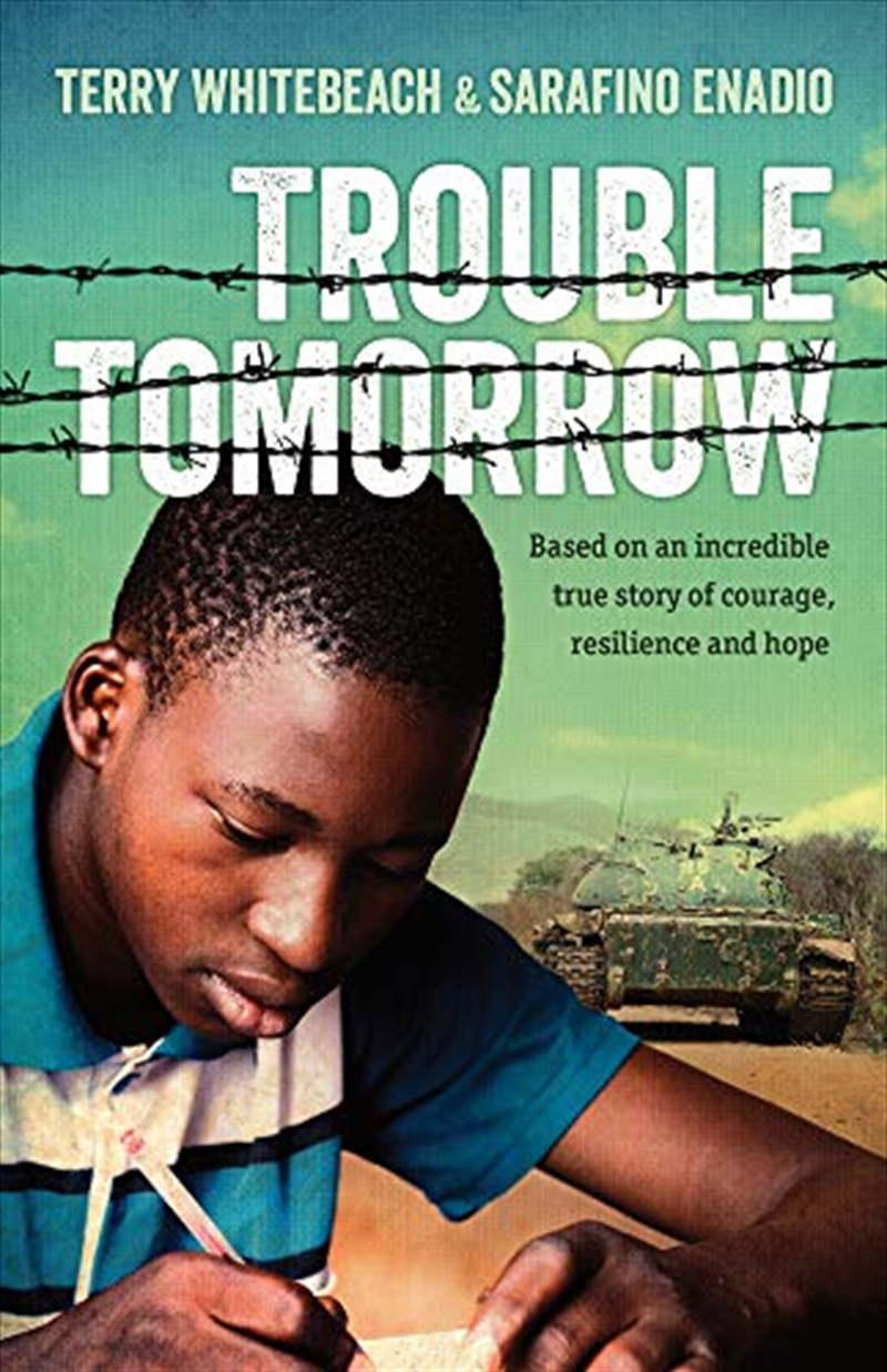 Trouble Tomorrow | Paperback Book