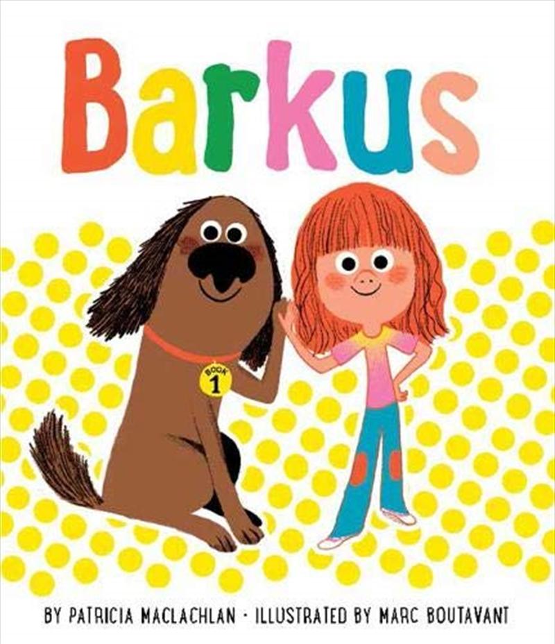 Barkus: Book 1 (dog Books For Kids, Children's Book Series, Books For Early Readers) (barkus (1)) | Paperback Book