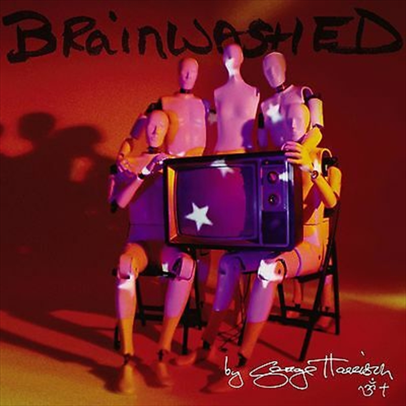 Brainwashed   Vinyl