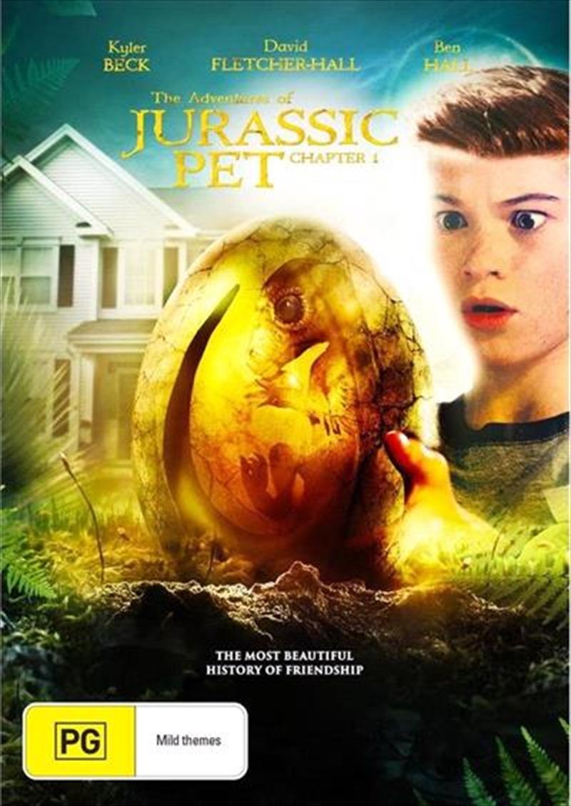 Adventures Of Jurassic Pet, The | DVD