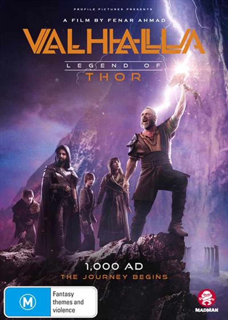 Valhalla - Legend Of Thor | DVD