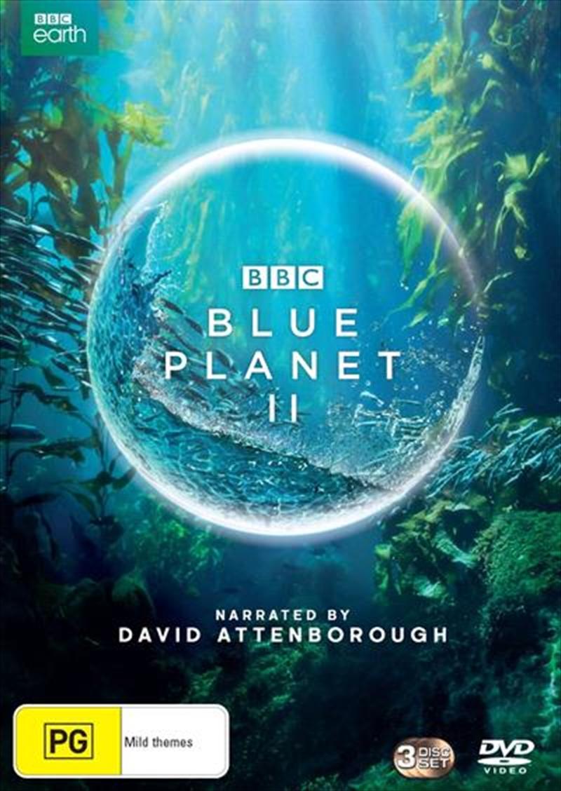 Blue Planet II | DVD
