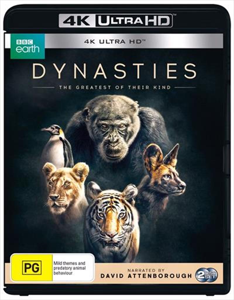 Dynasties   UHD   UHD