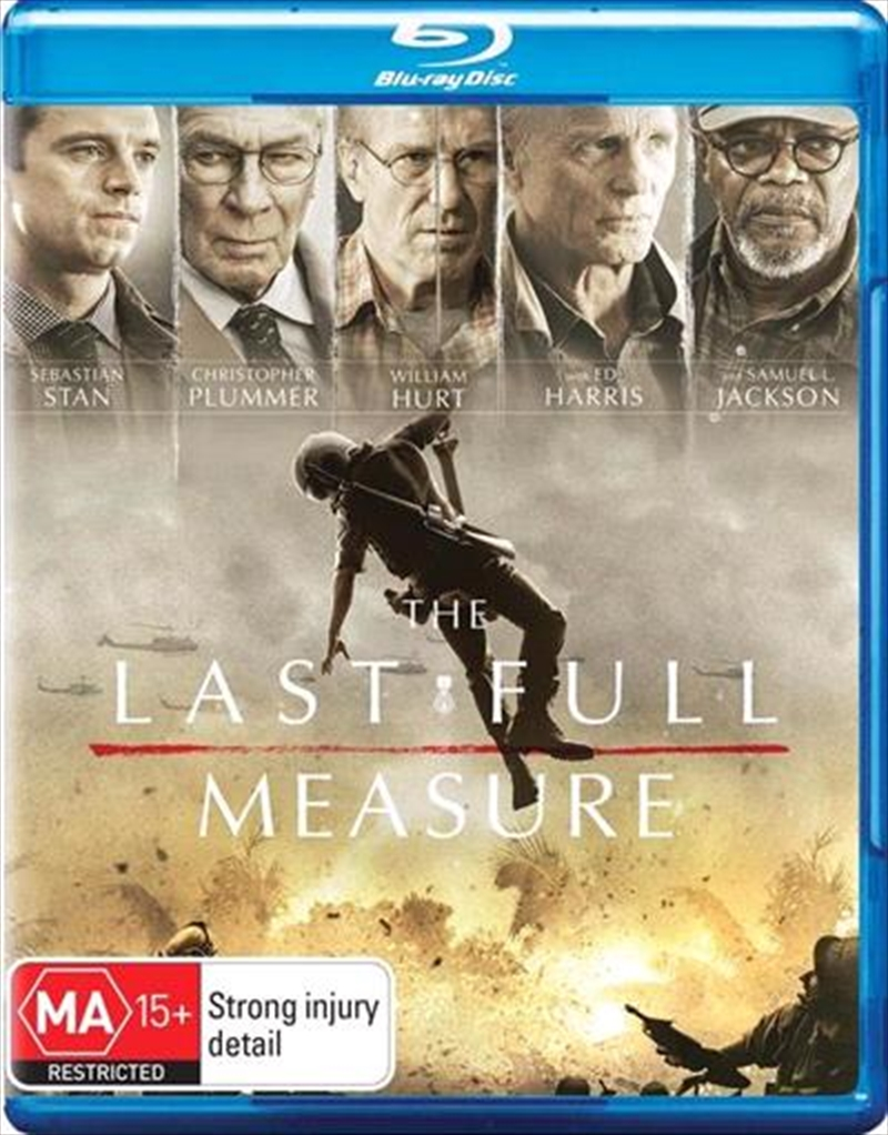 Last Full Measure, The | Blu-ray