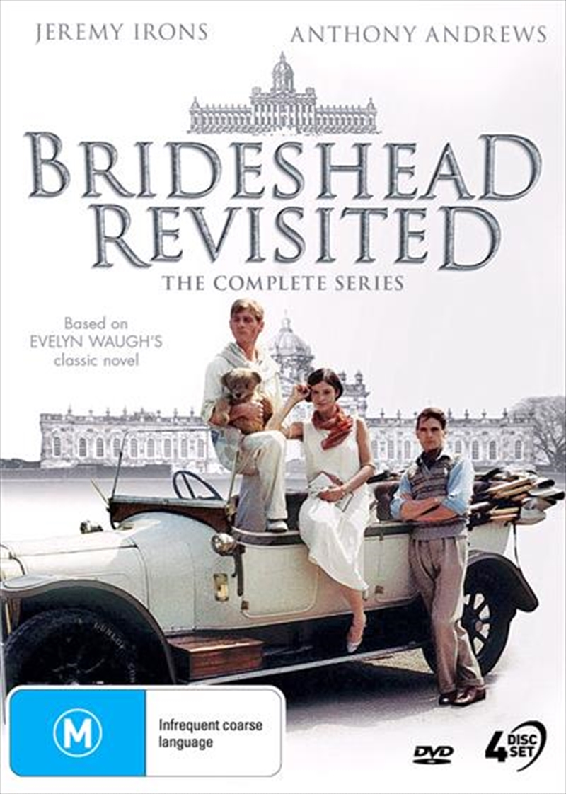 Brideshead Revisited | Complete Series | DVD
