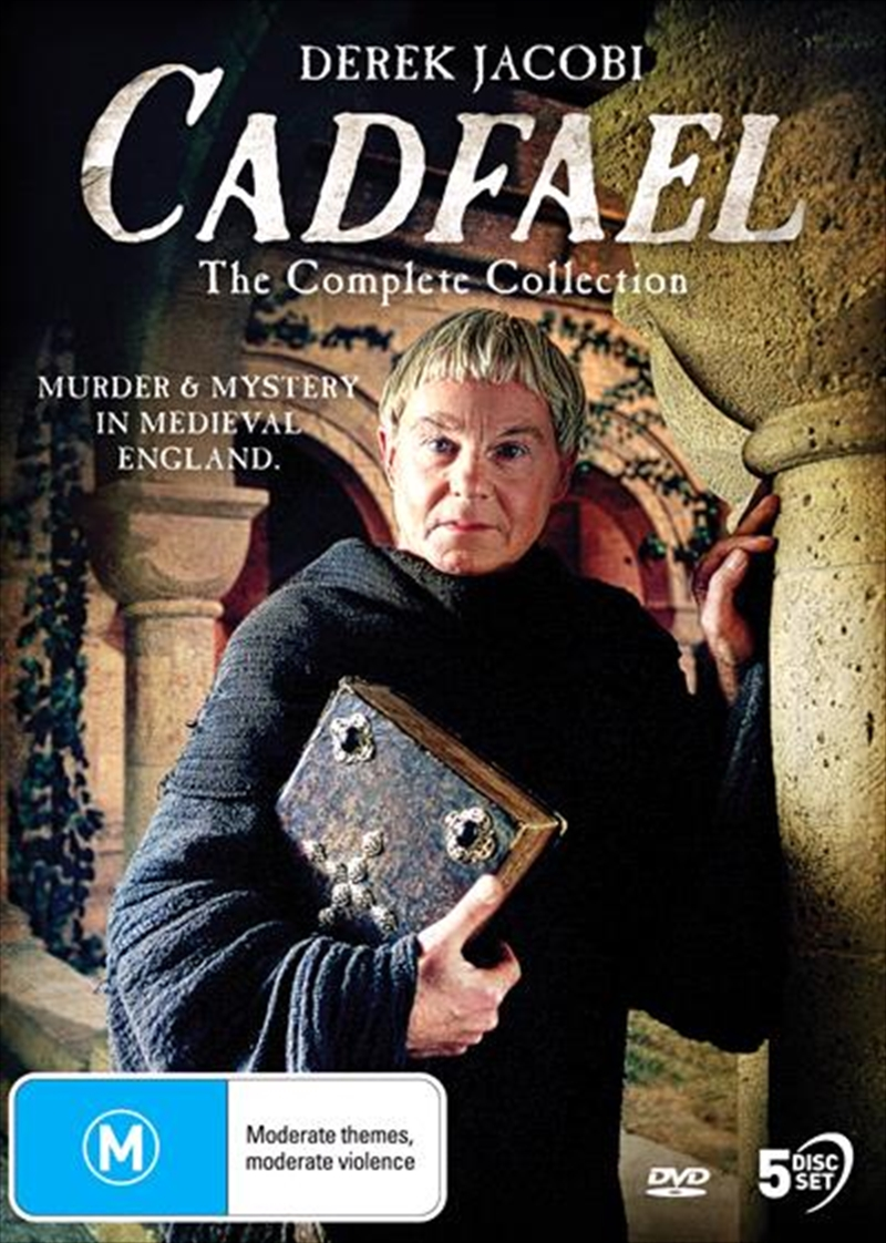 Cadfael | Complete Collection | DVD