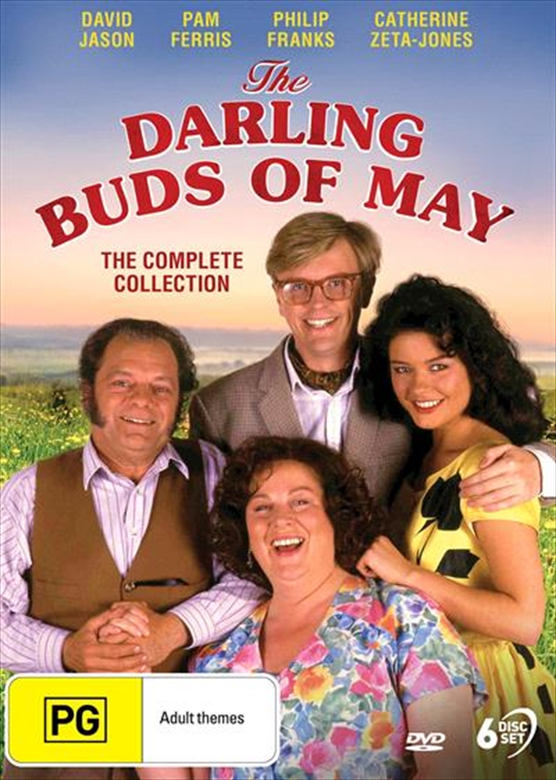 Darling Buds Of May | Complete Collection, The | DVD