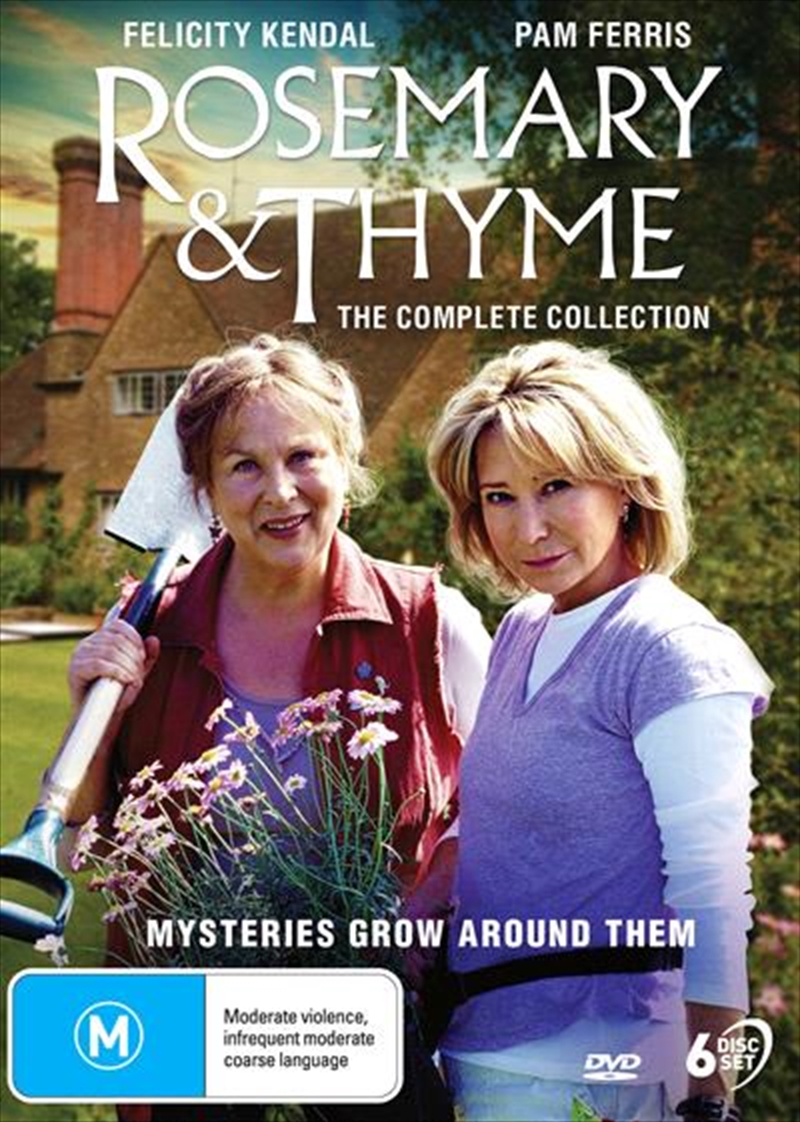 Rosemary and Thyme | Complete Collection | DVD