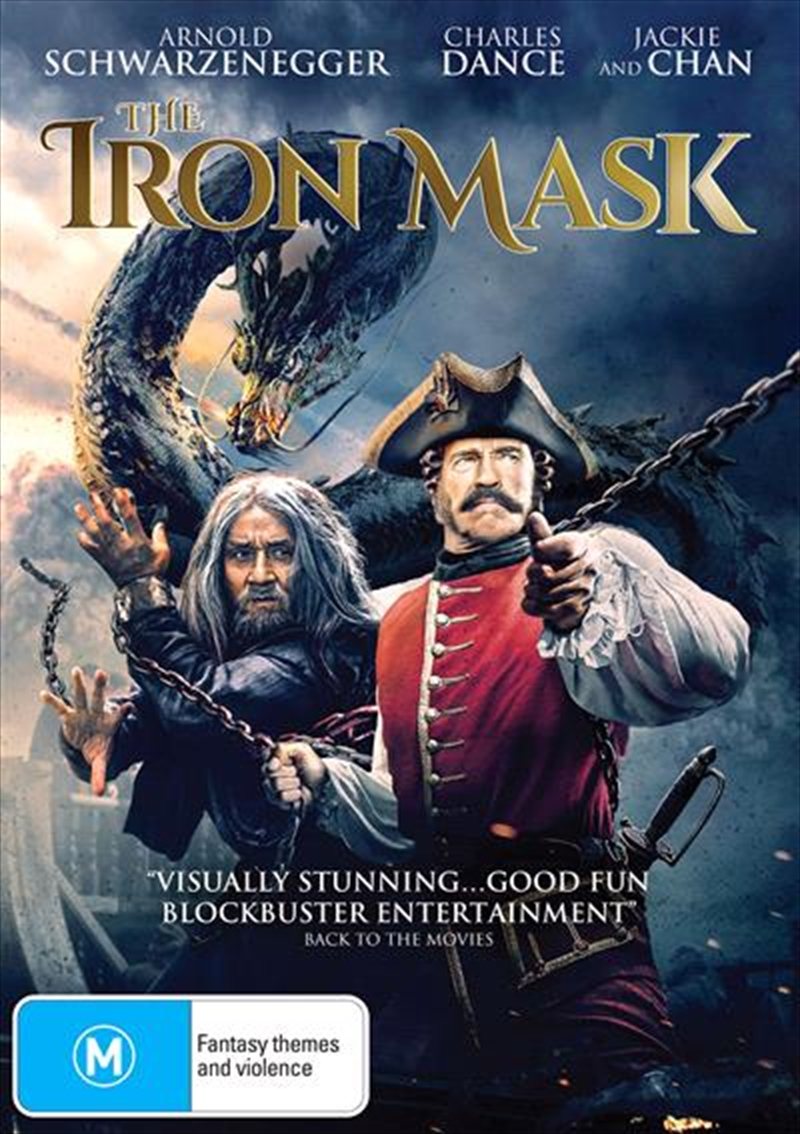 Iron Mask, The | DVD