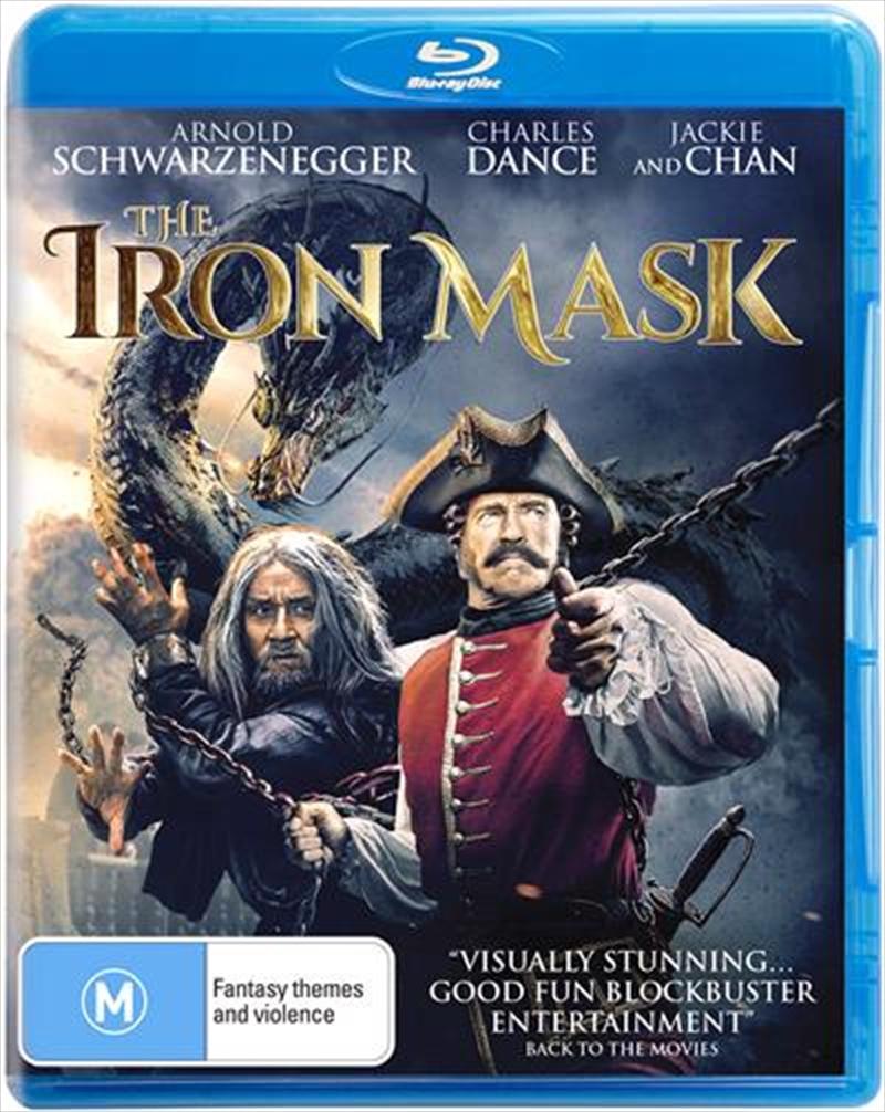 Iron Mask, The | Blu-ray