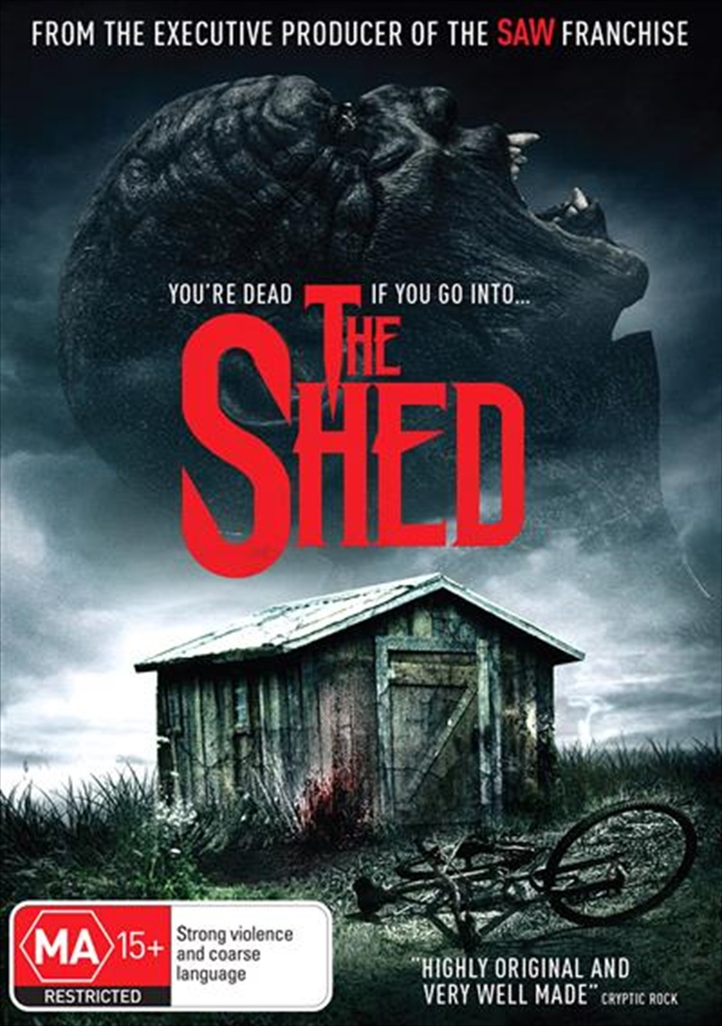Shed, The | DVD