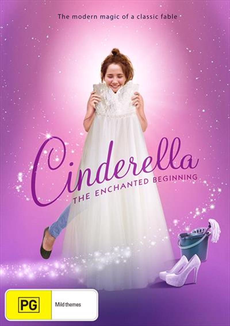 Cinderella - The Enchanted Beginning   DVD