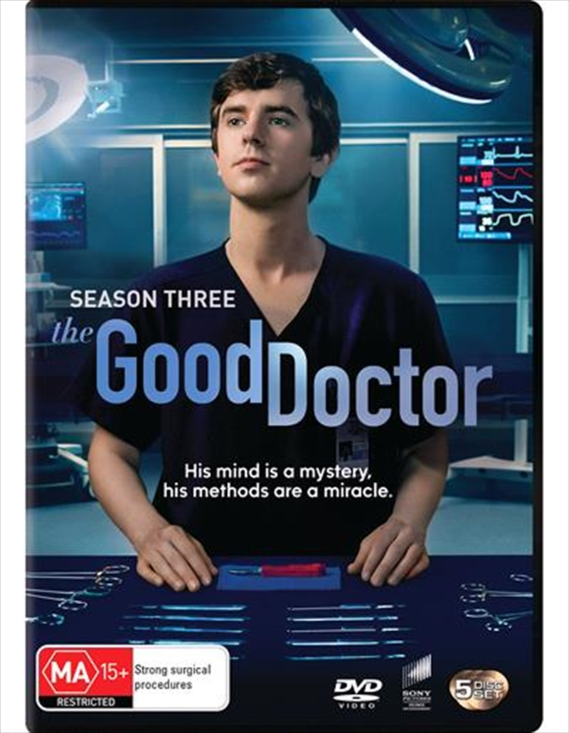 Good Doctor - Season 3, The | DVD