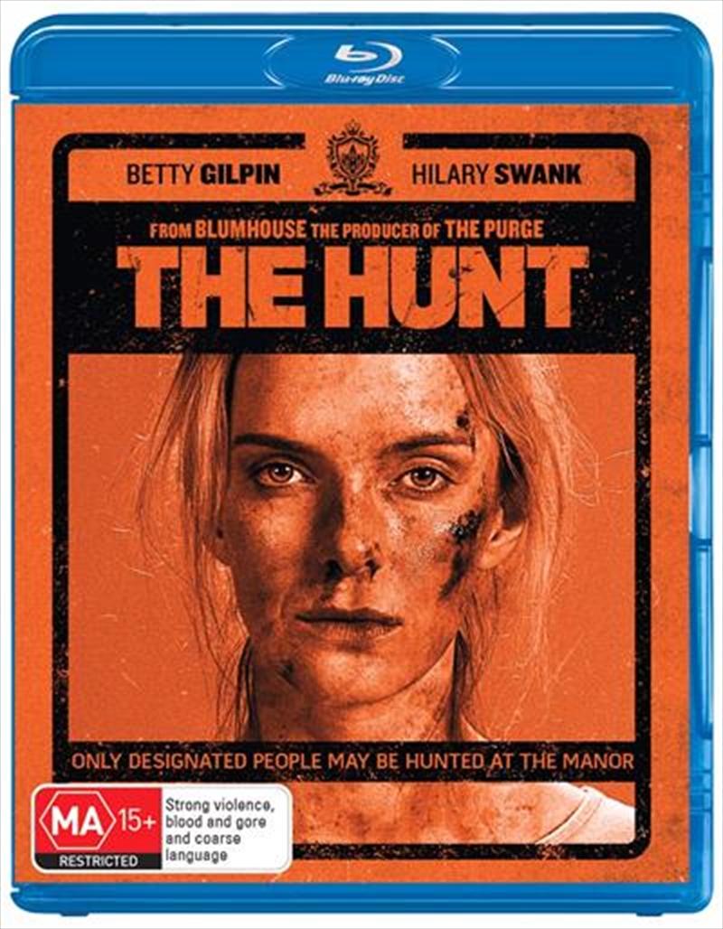 Hunt, The | Blu-ray