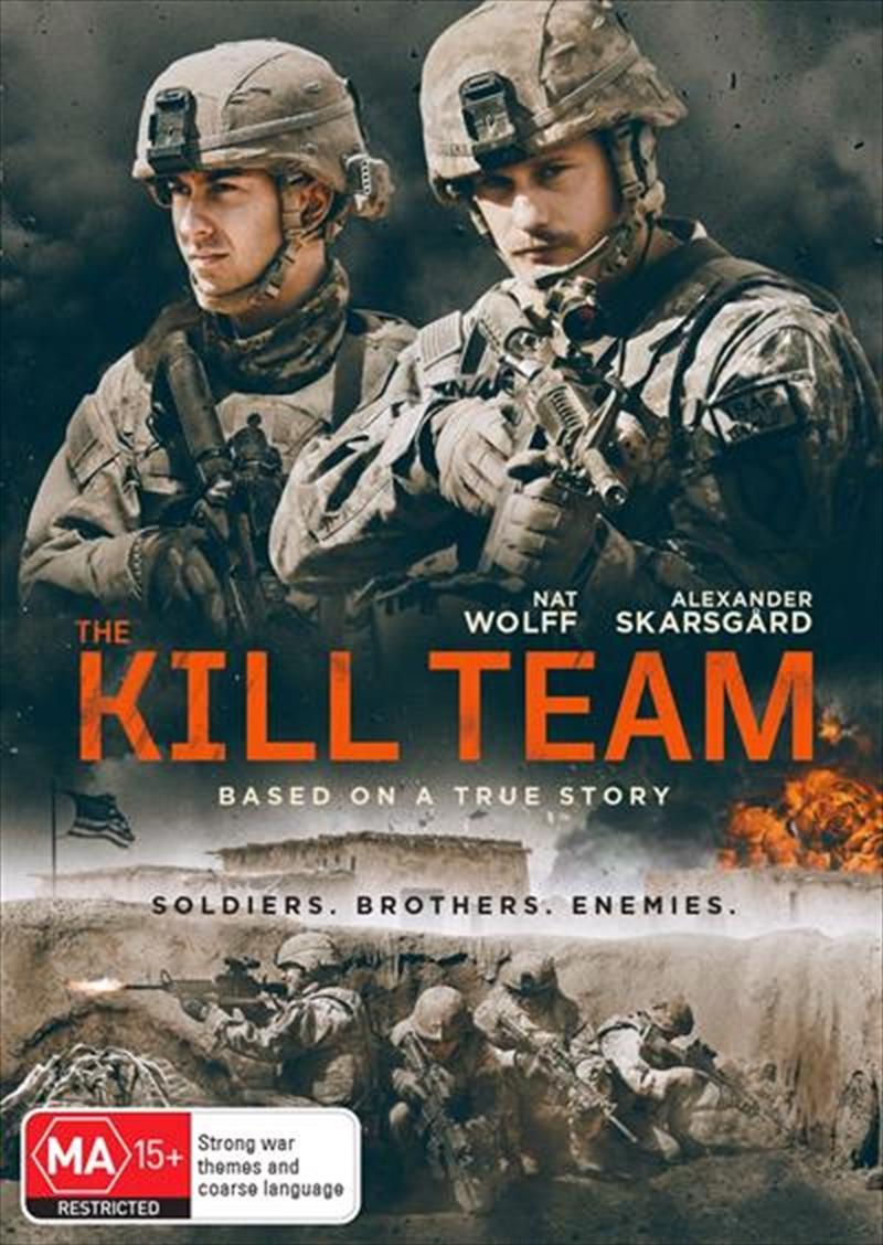 Kill Team, The | DVD