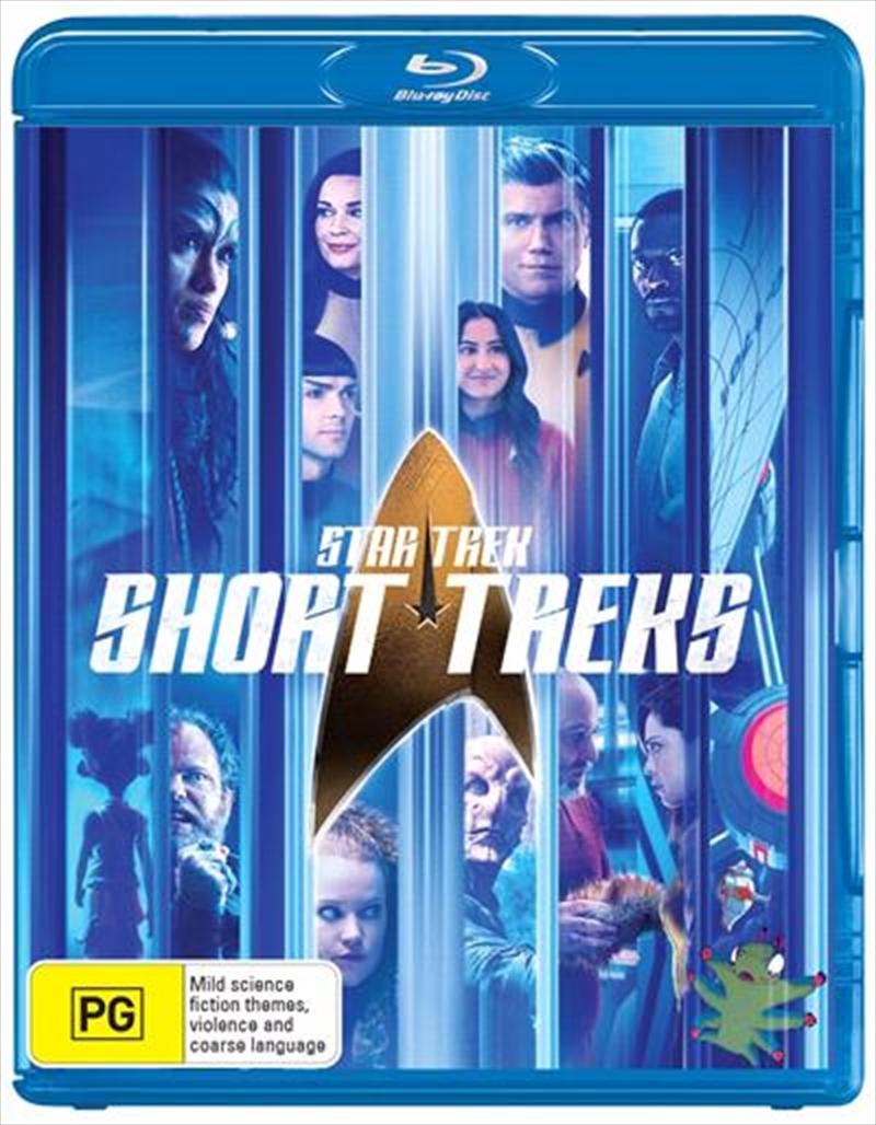 Star Trek - Short Treks   Blu-ray