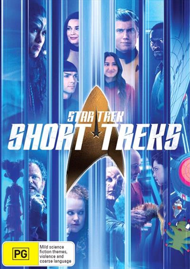 Star Trek - Short Treks   DVD