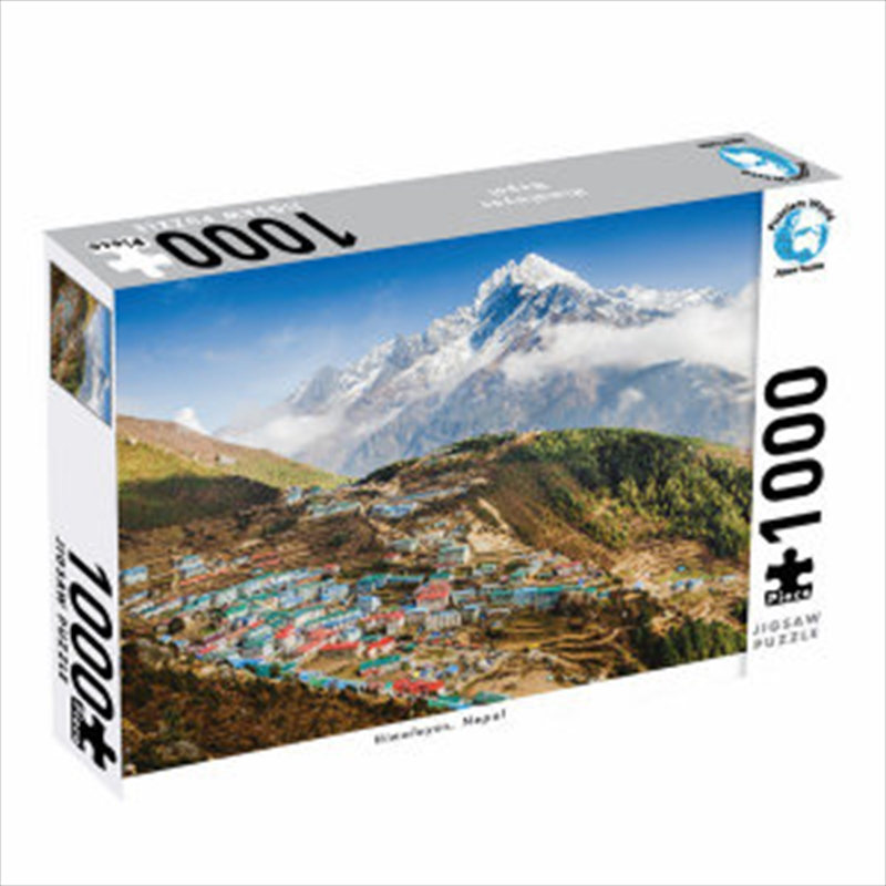 Himalayas Nepal 1000 Piece Jigsaw Puzzle | Merchandise