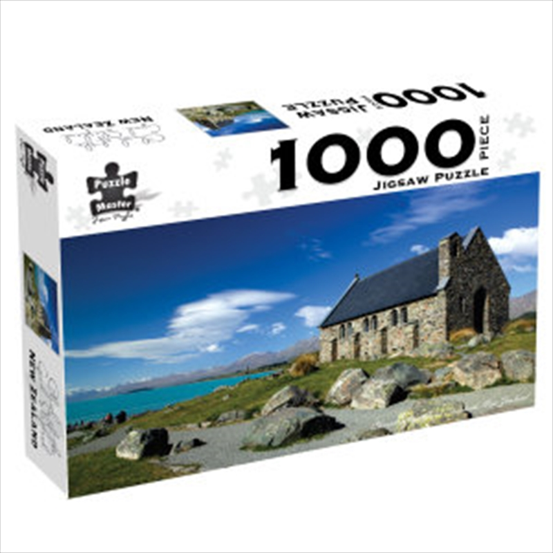 Church Of The Good Shepherd, New Zealand 1000 Piece Puzzle   Merchandise