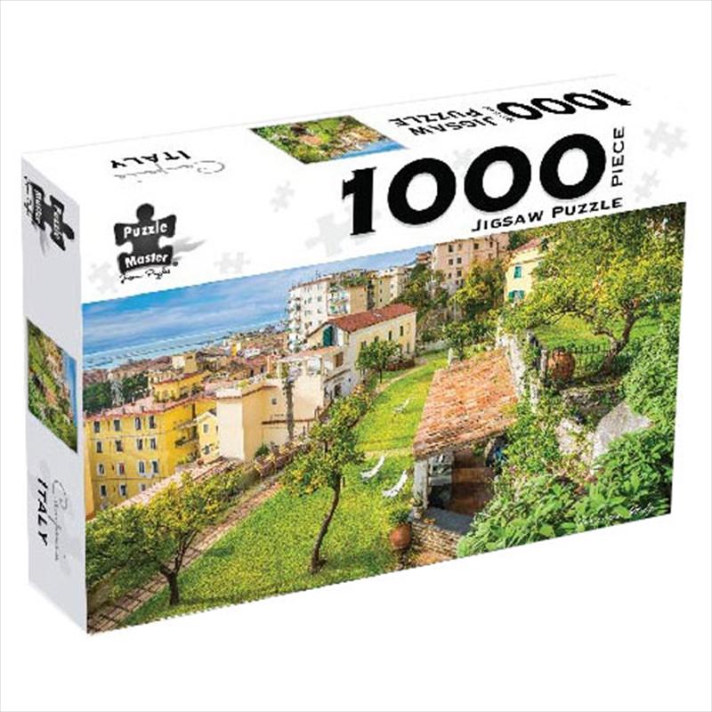 Campania Italy 1000 Piece Puzzle | Merchandise