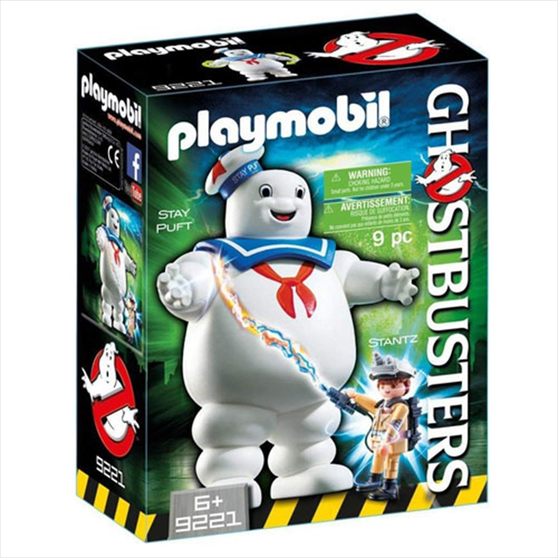 Stay Puft Marshmallow Man | Toy