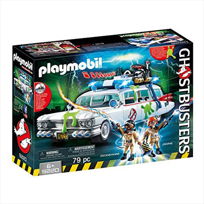 Ghostbusters Ecto 1   Toy