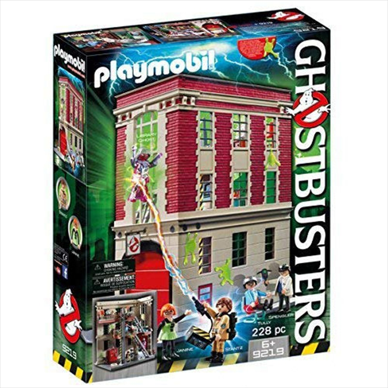 Ghostbusters Firehouse | Toy