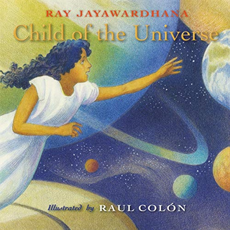 Child Of The Universe | Hardback Book