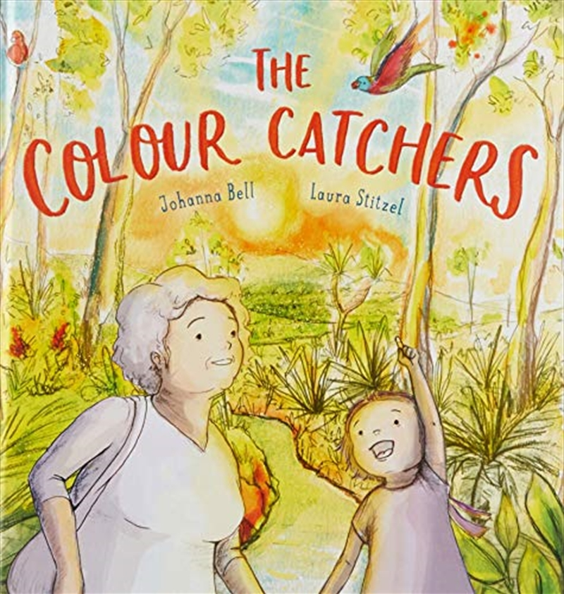 The Colour Catchers | Hardback Book